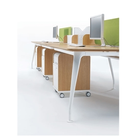 Verco DNA Bench System by Roger Webb Associates