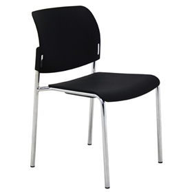 Verco Add Four Legged Stacking Chair
