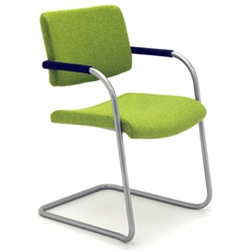 Verco Mix Cantilever Chair