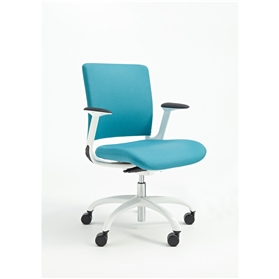 Verco V Smart Swivel Operator Chair with 'Intelligent' Mechanism