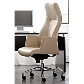 Verco Verve 2 Leather Executive Swivel Chair