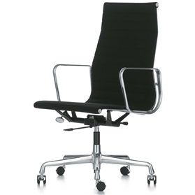 Vitra Aluminium Group Eames EA 119 High Back