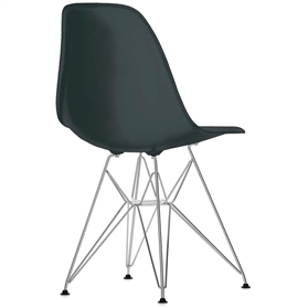 Vitra Eames DSR Chair, Black